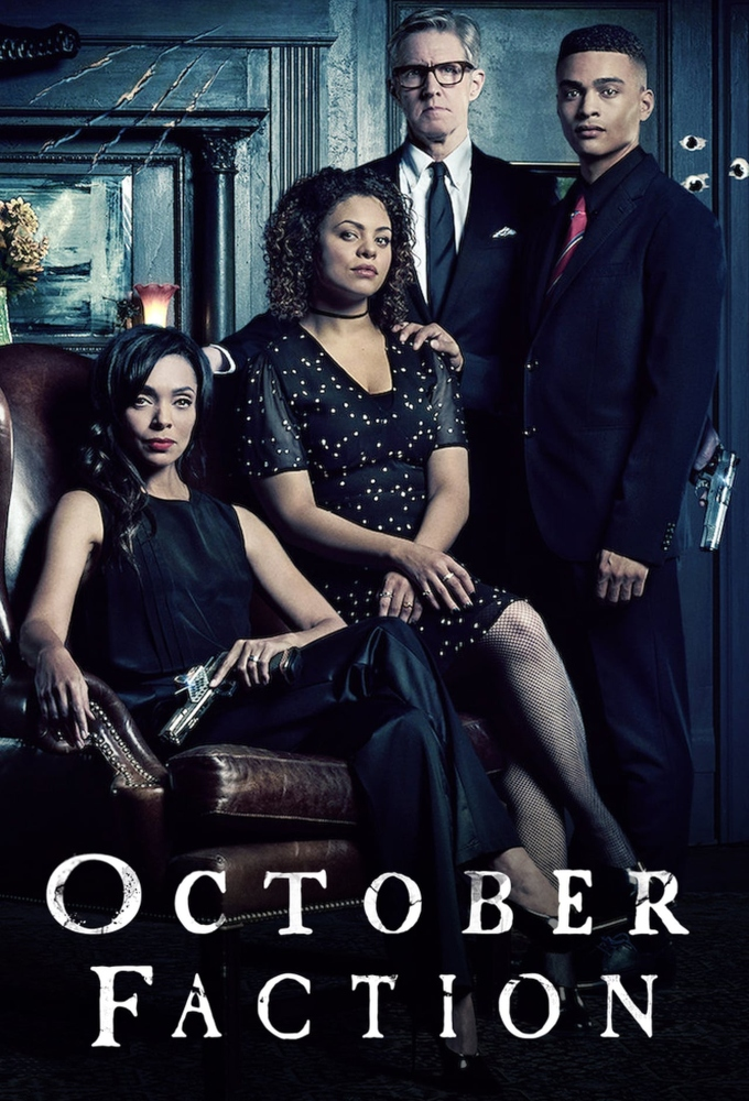 October Faction (Season 1) Complete Dual Audio [Hindi DD5.1 + English] 1080p 720p 480p WEB-DL | NF Series