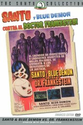 Santo and Blue Demon vs. Dr. Frankenstein