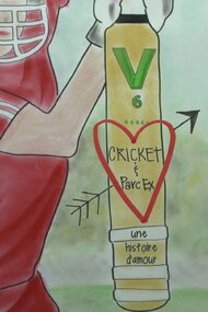 Cricket & Park-Ex: a love story