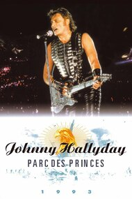 Johnny Hallyday : Parc des Princes 93