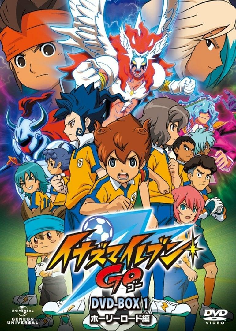 Inazuma Eleven Serien Stream