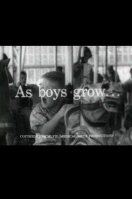 As Boys Grow...