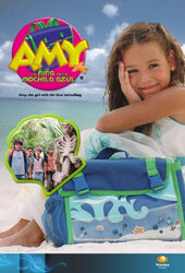 Amy, the Girl with the Blue Schoolbag