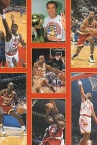 NBA Champions 1995: Houston Rockets