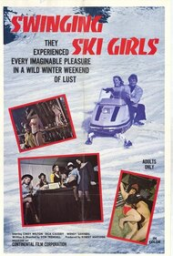Swinging Ski Girls