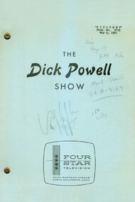 Dick Powell Show