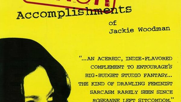 The Minor Accomplishments of Jackie Woodman - S01E01 - A Cult Classic
