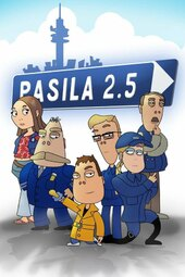 Pasila 2.5 The Spin-Off