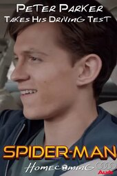 Peter Parker Takes His Driving Test