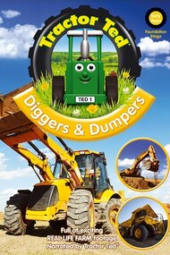 Tractor Ted Diggers and Dumpers