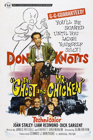 The Ghost & Mr. Chicken