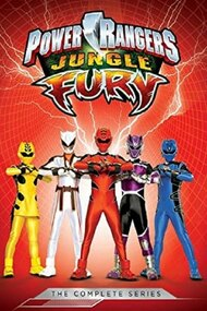 Power Rangers: Jungle Fury: Way of the Master