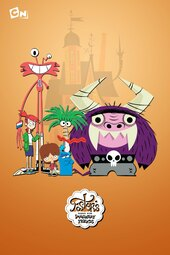 Foster's Home for Imaginary Friends: Destination Imagination