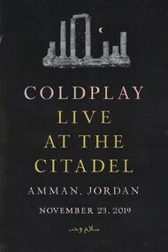 Coldplay: Everyday Life Live in Jordan