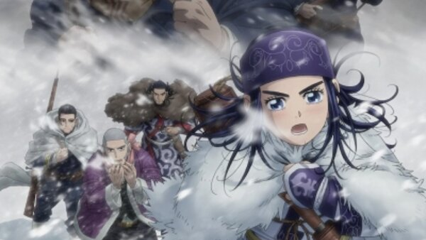 Golden Kamuy - Ep. 9 - Revolutionary